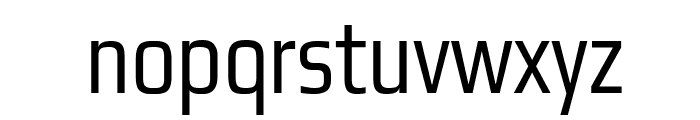 Gamestation-Condensed Font LOWERCASE