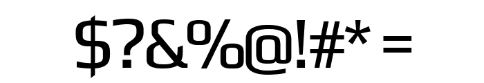 Gamestation-Display Font OTHER CHARS