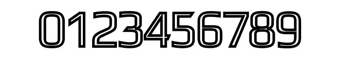 Gamestation-DisplayOutline Font OTHER CHARS