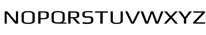 Gamestation-Extended Font UPPERCASE