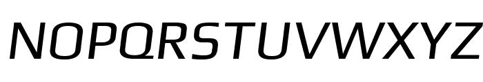 Gamestation-TextOblique Font UPPERCASE