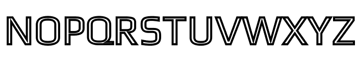 Gamestation-TextOutline Font UPPERCASE