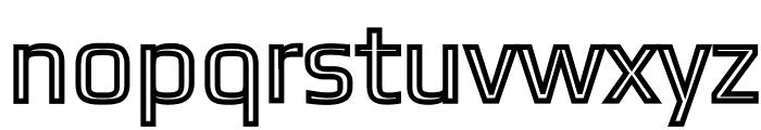 Gamestation-TextOutline Font LOWERCASE