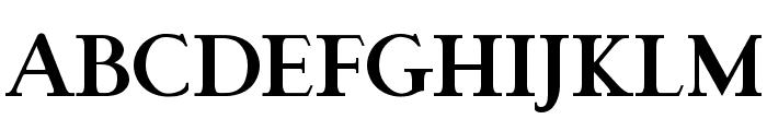 Garava Bold Font UPPERCASE