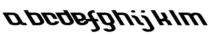 Garcon Normal Font LOWERCASE