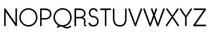 GardensC Font UPPERCASE