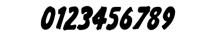 GargleCdRg-BoldItalic Font OTHER CHARS