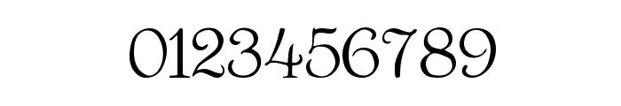 Garton Medium Font OTHER CHARS