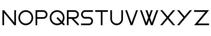 Gasalt Black Font UPPERCASE