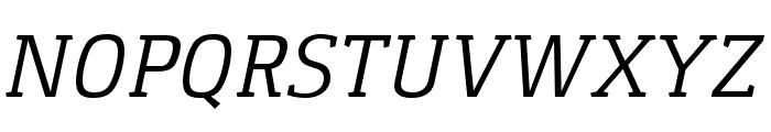 Gaspar-Italic Font UPPERCASE