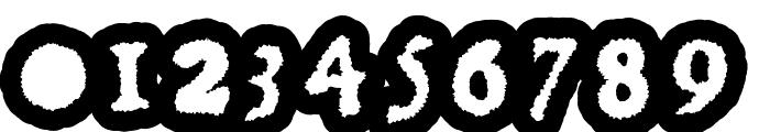 GassyGaut Font OTHER CHARS
