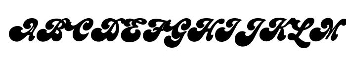 GastonOpti Font UPPERCASE