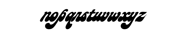 GastonOpti Font LOWERCASE