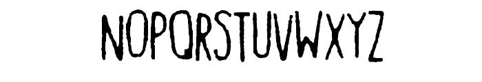 Gastro Intestinal Confluent Font UPPERCASE