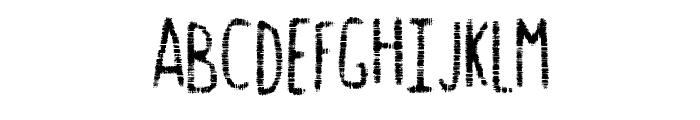 Gastro Intestinal Font UPPERCASE
