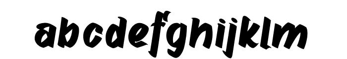 Gatalike_Personal Use Font LOWERCASE
