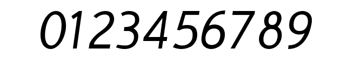 Gautama-Italic Font OTHER CHARS