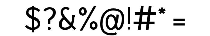 Gautama Font OTHER CHARS