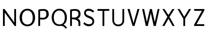 Gautama Font UPPERCASE