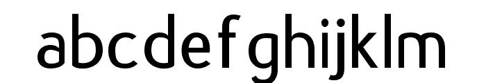 Gautama Font LOWERCASE