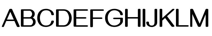 Gayathri Bold Font UPPERCASE