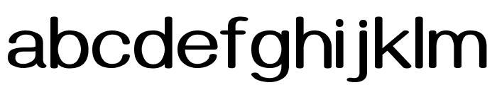 Gayathri Bold Font LOWERCASE