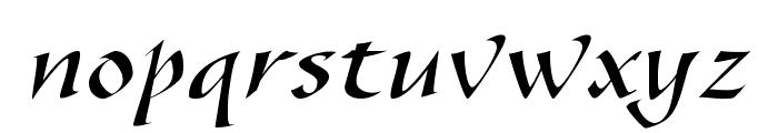 GazelleFLF Font LOWERCASE