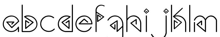 gardyn Font LOWERCASE