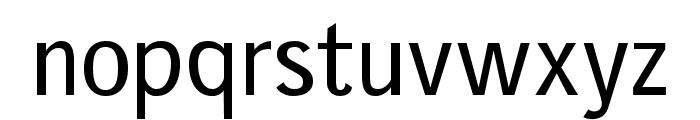 gausshauss medium Font LOWERCASE