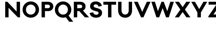 Galano Classic Bold Font UPPERCASE
