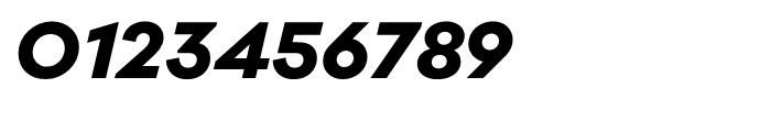 Galano Classic ExtraBold Italic Font OTHER CHARS