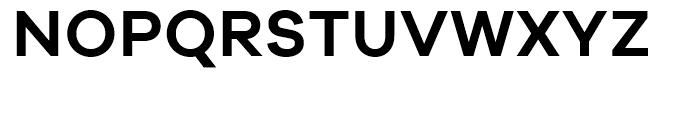Galano Grotesque Alt SemiBold Font UPPERCASE