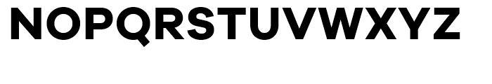 Galano Grotesque Bold Font UPPERCASE