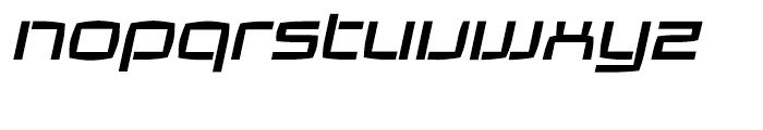 Galaxie Medium Italic Font LOWERCASE
