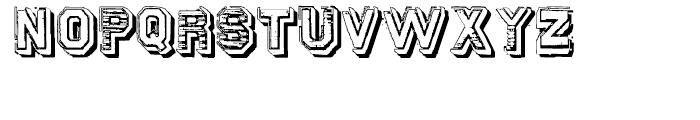 Gans Titular Adornada White Font UPPERCASE
