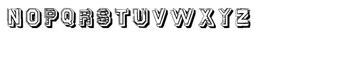 Gans Titular Adornada White Font LOWERCASE