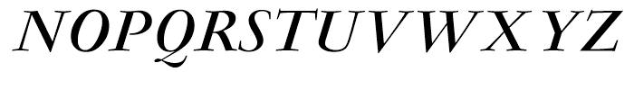 Garamond Bold Italic Ludlow Font