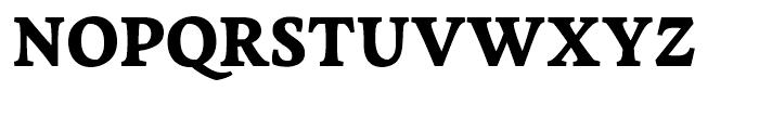 Garibaldi Black Font UPPERCASE