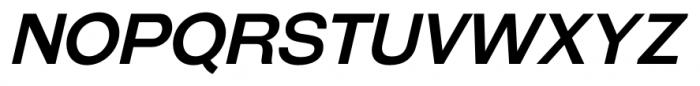Galderglynn Esquire Regular Italic Font UPPERCASE