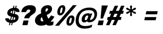 Galderglynn Titling Black Italic Font OTHER CHARS