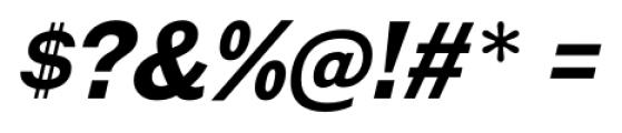 Galderglynn Titling Bold Italic Font OTHER CHARS