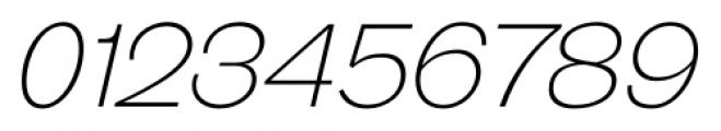Galderglynn Titling Extra Light Italic Font OTHER CHARS