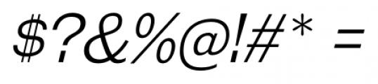 Galderglynn Titling Light Italic Font OTHER CHARS