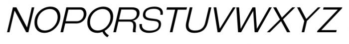 Galderglynn Titling Light Italic Font UPPERCASE