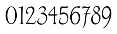 Garden Party Regular Font OTHER CHARS