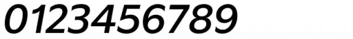 Gaba Medium Italic Font OTHER CHARS
