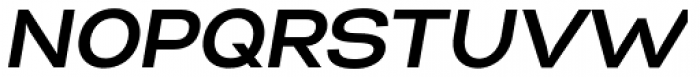 Gabriel Sans Bold Italic Font UPPERCASE