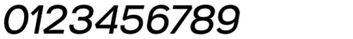 Gabriel Sans Condensed Medium Italic Font OTHER CHARS