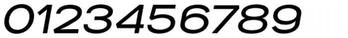 Gabriel Sans Medium Italic Font OTHER CHARS