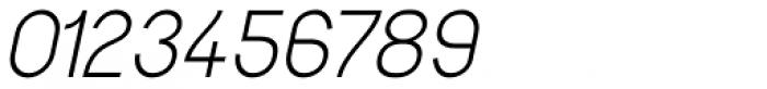 Gaden Sans Italic Font OTHER CHARS